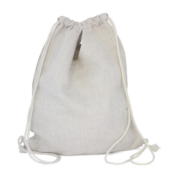 a1cc7dcf74 Τσάντα πλάτης από ύφασμα LINEN