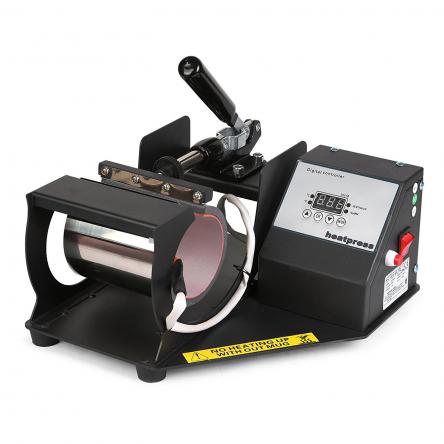Πρέσσα Θερμομεταφοράς για κούπες Hotpren Horizontal Mug Press