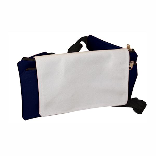 3a358b7258 Εκτυπώσιμο τσαντάκι μέσης σε μπλε σκούρο χρώμα – Προσωποποιημένα ...