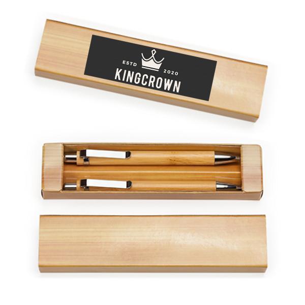 Σετ στυλό & μηχανικό μολύβι σε κουτάκι