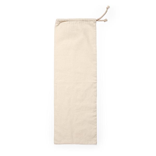 Οικολογική τσάντα από βαμβάκι σε φυσικό χρώμα